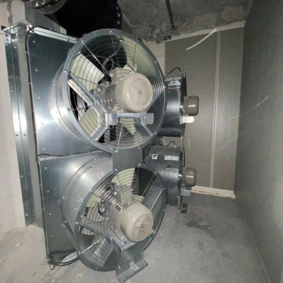 Ingénierie, fourniture et installation de 2 groupes électrogènes l Flipo Richir