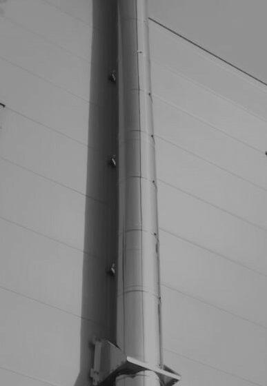 installation d'un groupe électrogène de 2000 KVA PRP pour utilisation de secours l Flipo Richir