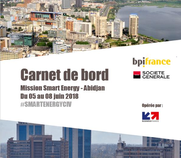 Carnet de bord de la Mission Smart Energy Côte d'Ivoire - Flipo Richir