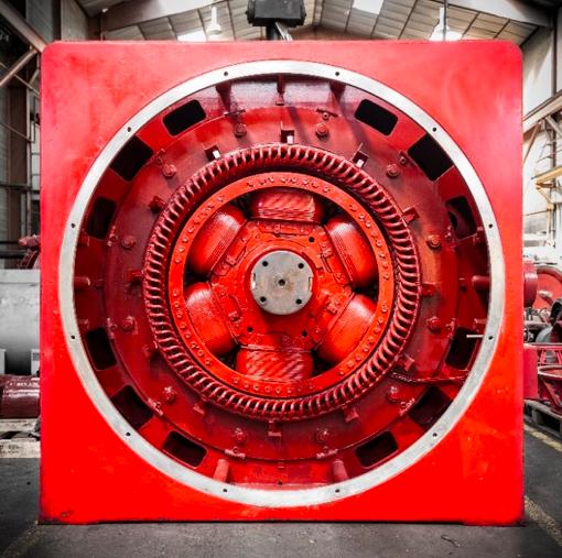moteurs d'extrudeuse - Flipo-Richir