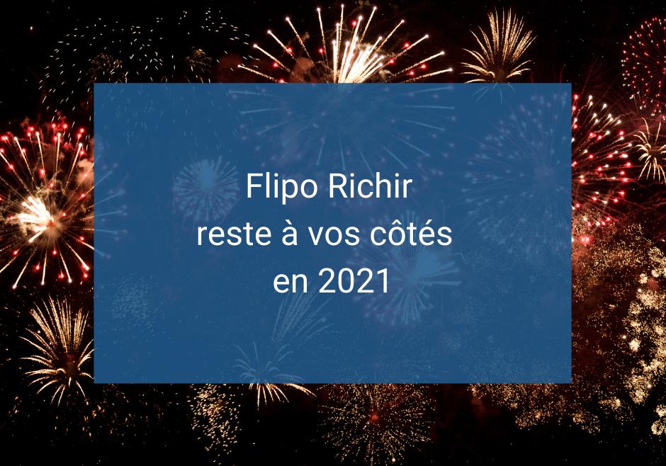 Voeux Flipo Richir 2021