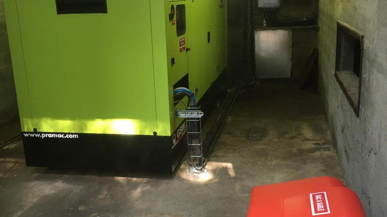 Puissance secours pour installation groupe électrogène l Flipo Richir