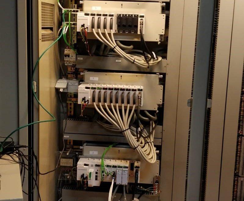 rénovation automate l Flipo Richir