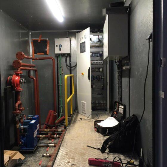 système d'approvisionnement fuel groupes électrogène datacenter l Flipo Richir