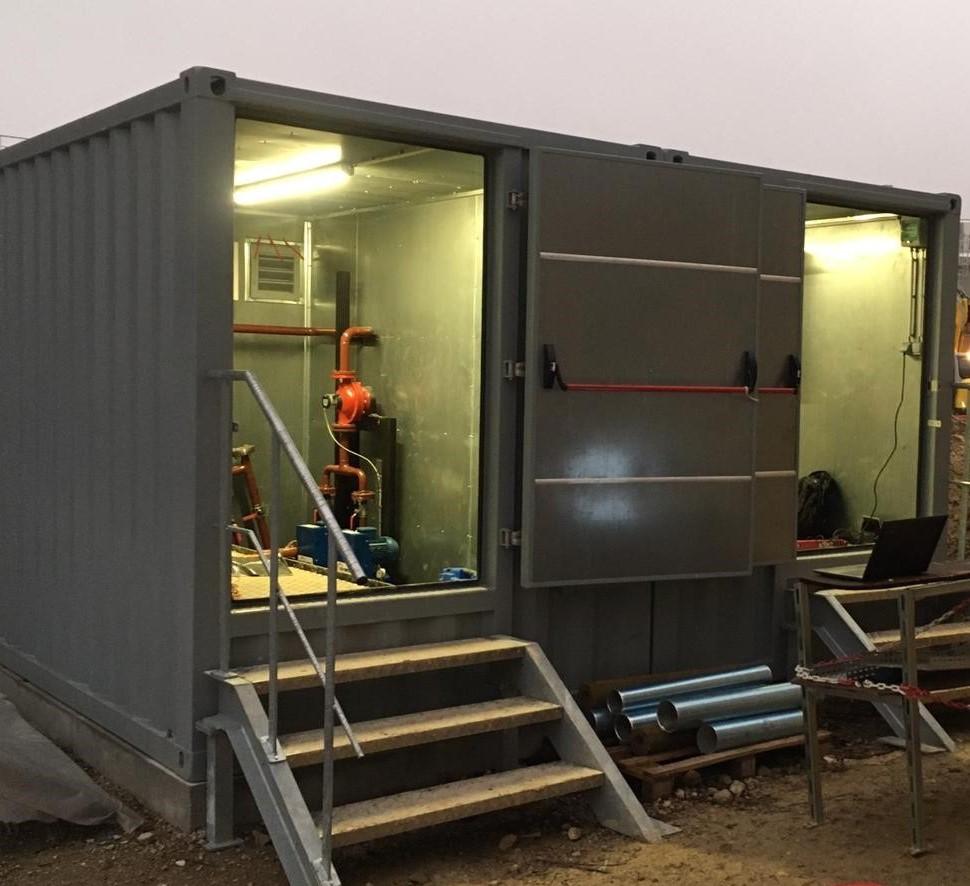 système d'approvisionnement fuel groupes électrogène datacenter l flopo richir
