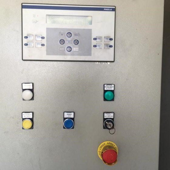 Rénovation d'un système d'automatisme l Flipo Richir