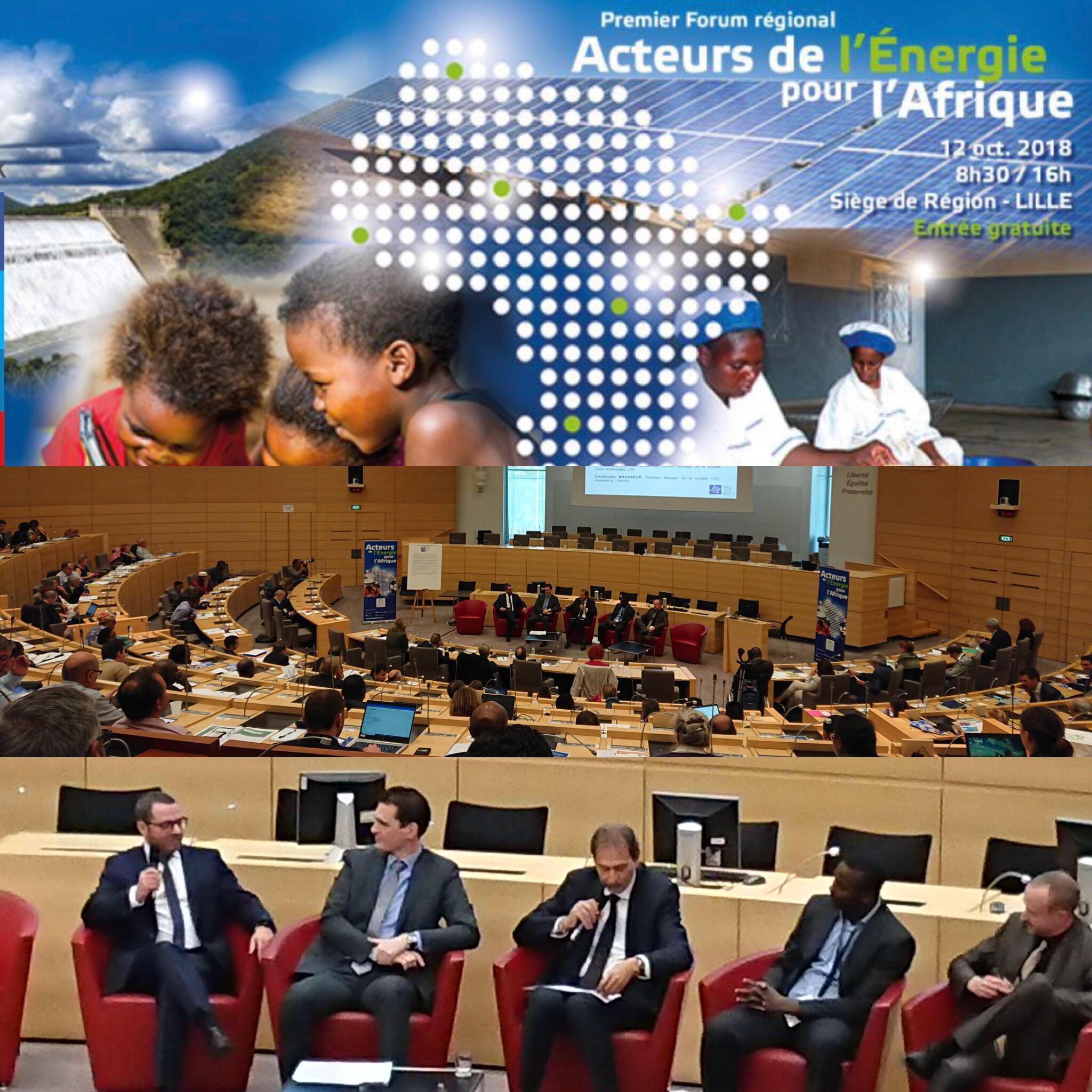 Forum régional des acteurs de l'énergie - Flipo Richir