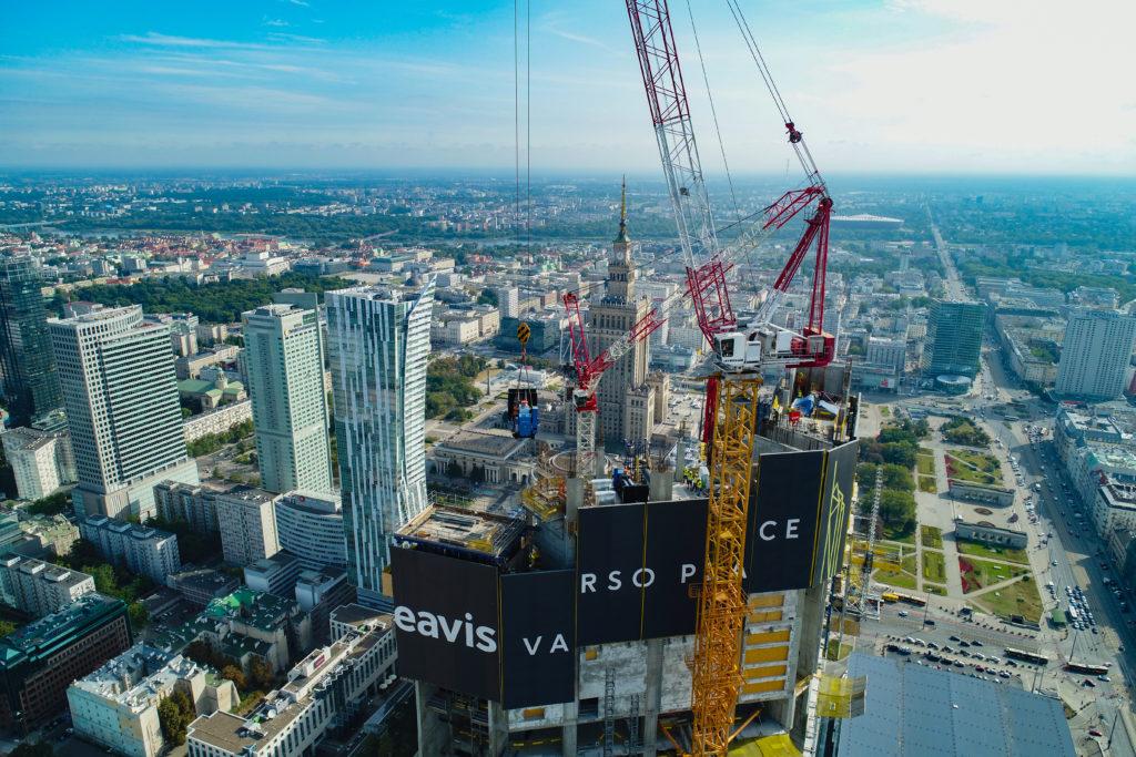 Tour de Varsovie l Flipo Energia