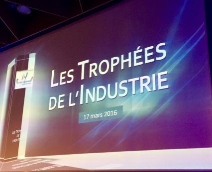 Les trophées de l'industrie l Flipo Richir