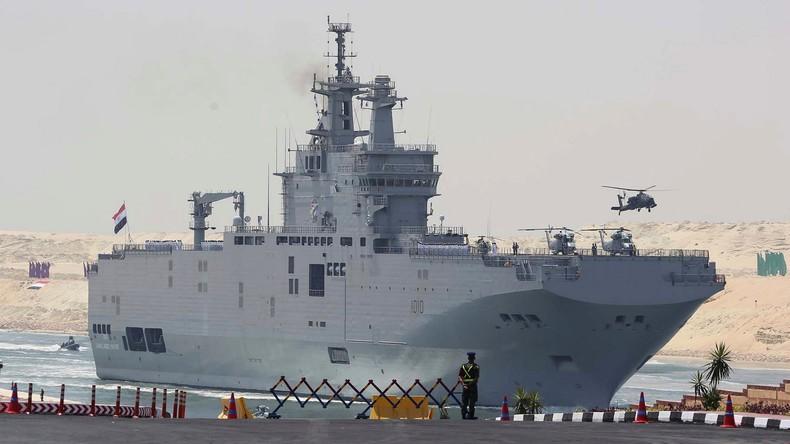 Formation des équipes de maintenance Mistral Egypte l Flipo Richir